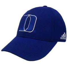NCAA Duke Devils Stretch Flex Fit Small Medium Sm Med Adidas Blue White Hat Cap by adidas. $14.99. Brand New Item with Tags. 84% Nylon 14% Cotton 2% Polyurethan. Official Licensed Product. FlexFit Small - Medium. Flex Fit. Show off your team spirit with this durable flex fit cap. Team logo embroidered on front panel. Adidas logo embroidered on left side panel. Team mascot embroidered on back panel in blue and white. Flex fit, fits sizes Small to Medium. Constr...