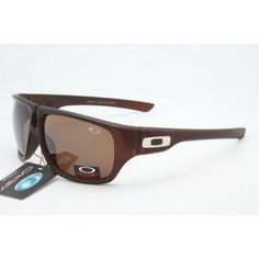 Copy Oakley Dispatch Sunglasses crystal brown frames brown lens