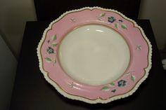 Flight Barr Barr soup bowl Porcelain, Soup, Pottery, Plates, Tableware, Collection, Ceramica, Licence Plates, Porcelain Ceramics