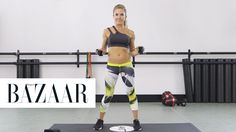 5 Ab Exercises More Effective than Crunches: BAZAAR teamed up with Anna Kaiser from AKT InMotion to get the best moves for a tight, toned abs.