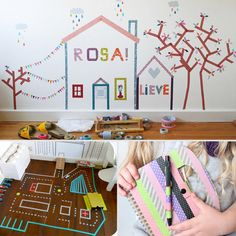 9 Fun and Creative Ways to Play With Washi Tape