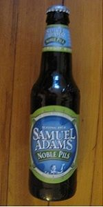 Samuel Adams Noble Pils - Boston Beer Company (Samuel Adams) - Jamaica Plain, MA - BeerAdvocate