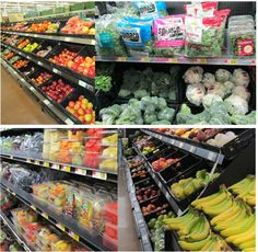Plant Strong - Engine 2- Forks over Knives shopping at Walmart!