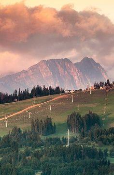 Podhale, Tatry Mountains, Poland Polish Mountains, Mountain Landscape, Beautiful World, Breeze, Landscapes, Europe, Meet, Country, Travel