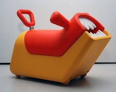 Coolest Toy Box EVER!  The ToyGuardian