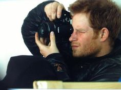 hrhsussex:  Beardy Windsor Men-Prince Harry 2013
