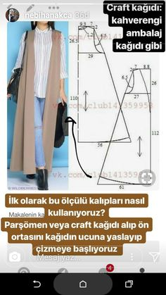 Tunic Sewing Patterns, Clothing Patterns, Dress Patterns, Crochet Clothes, Diy Clothes, Clothes For Women, Hijab Fashion, Diy Fashion, Fashion Design