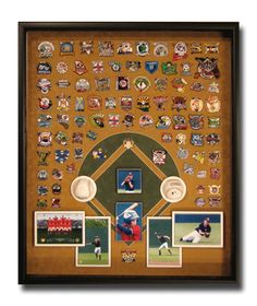 Baseball keepsake sh