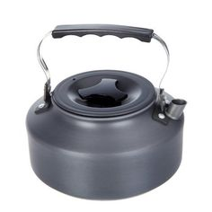 oapack 11L Portable Outdoor Camping Hiking coffee pot Picnic Survival Water Kettle Teapot Anodised Aluminum Compact *** You can find more details by visiting the image link.