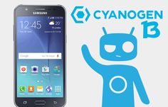 Baixe e instale a ROM customizada (Custom ROM) do CyanogenMod CM13 Marshmallow para Galaxy J700F/H/M. necessário TWRp Recovery. Android 6.0.1.