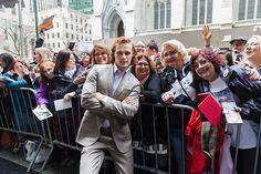 Starz Outlander Comes To Saks Fifth Avenue