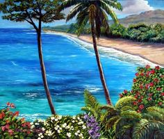 50 Off  Help Artist Move to Maui Sale  SALE by TropicalExpression, $575.00