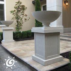 35 Best F L W Garden Urns Images Concrete Garden Garden Urns