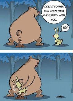 Poo giggles