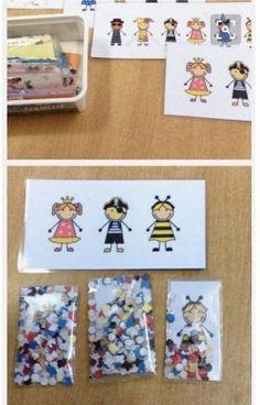 Carnival Activities, Funny Times, Sensory Bins, Montessori, Kindergarten, Preschool, Memories, Clowns, Puzzle