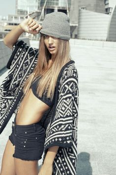love the sweter,the rest of it another story!