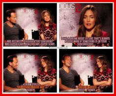 Insidious Chapter 3 Quotes About Love : Insidious 2 movie quote #movies #films #quotes Movie Quotes ...