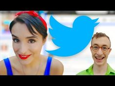 Twitter - The Musical.. got to watch this! Ironically, they are actually very talented singers in this!