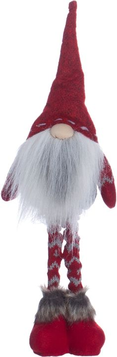 "Ragge Tomte Longlegs ~ Extendable legs can make this tomte grow! 24"" max! ~ SO cute! ~"