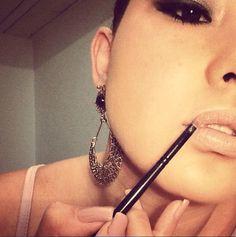 Maquiagem (ousando) AnaAlves