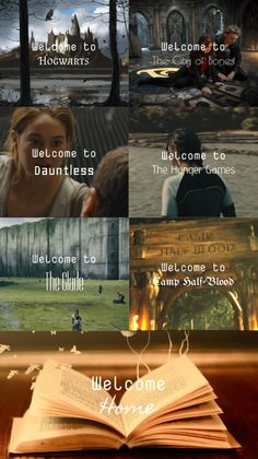 Welcome to your fandom Backpain is part of Fandoms - I Love Books, Books To Read, My Books, Citations Film, Fandom Quotes, Welcome To Hogwarts, Ace Hood, Castle Tv, Fandom Crossover