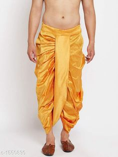 Dhotis, Mundus & Lungis Ethnic Cotton Blend Men's Dhoti Fabric: Cotton Blend  Size: Up to 28 in To 36 in (Free Size) Length: Up To 38 in Type: Stitched Description: It Has 1 Piece Of Men's Dhoti Pattern: Solid Country of Origin: India Sizes Available: Free Size, 40, 44   Catalog Rating: ★4.1 (1074)  Catalog Name: Classic Mens Cotton Blend Dhotis Vol 1 CatalogID_201636 C66-SC1204 Code: 914-1550830-5601