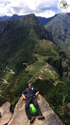 Summit in Huayna Picchu Cusco - Peru