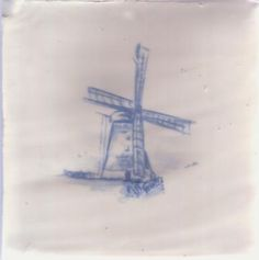 delft, windmills