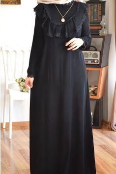 Abaya Fashion, Muslim Fashion, Modest Fashion, Fashion Dresses, Wedding Dress Chiffon, Blue Wedding Dresses, Wedding Dress Styles, Abaya Designs, Hijab Mode Inspiration