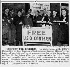 USO Canteen