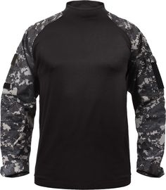 Subdued Urban Digital Camouflage Military Heat Resistant Tactical Lightweight Combat Shirt | 90115 | $41.99
