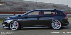 Sexiest volvo v60 diesel hybrid wagon