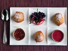 Ricotta Donuts at Paramour