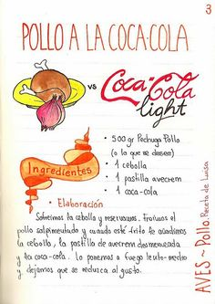 Pollo a la Coca-Cola by Cnxyjs, via Flickr