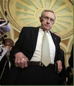 HARRY REID AND HIS CHINESE SUGAR DADDY VS. AMERICA