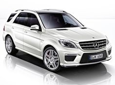2012 Mercedes-Benz ML63 AMG Review