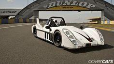 Road Legal Le Mans Car: Radical SR3 SL