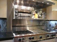 High End Kitchen Appliances Stove