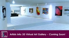 Exclusive Preview of our 3D Virtual Art Gallery | Artists Info - Online Art Galleryhttp://www.artistsinfo.co.uk/exclusive-preview-of-our-3d-virtual-art-gallery/