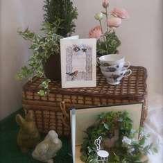 Secret garden Tea Party - The Secret Garden