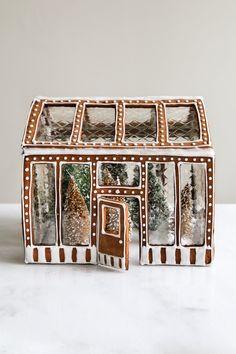 Constellation Inspiration: Gingerbread Greenhouse