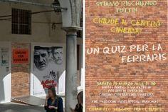 Centro Cinema Lino Ventura Chiuso per Ferraris
