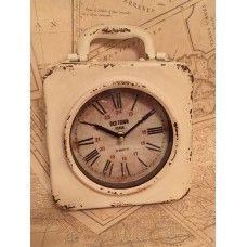 Vintage Iron Clock £19.95