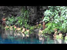 Vanuatu Women's Water Music - YouTube