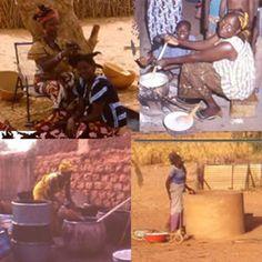 Vrouwen spelen een belangrijke rol in het dagelijks leven / Women play an important role in daily life