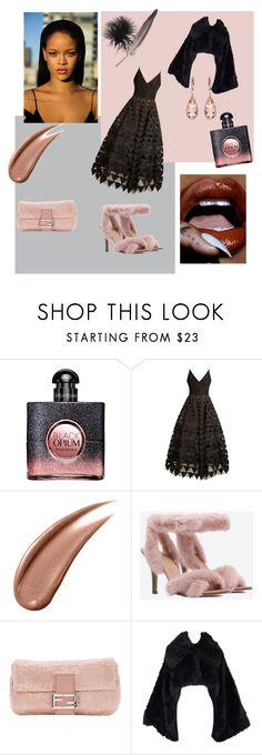 """What do you mean?"" by fashionbabe55 ❤ liked on Polyvore featuring Yves Saint Laurent, Oscar de la Renta, Puma, Valentino, Fendi and Vivienne Westwood"