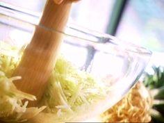 di Stasio - Salade de fenouil et de céleri-rave à la pomme verte