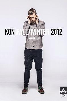 KON F/W 2012