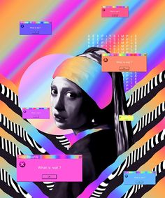vaporwave portada Vaporwave Iridescent Artwork by Klarens Malluta Magdiel Lopez, Nostalgia, Vaporwave Wallpaper, Vaporwave Art, Aesthetic Themes, Aesthetic Collage, Glitch Art, Old Paintings, Retro Futurism