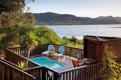 Oyster Creek Lodge - Knysna, South Africa